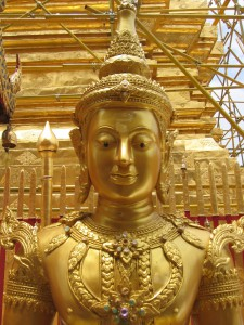 Chian Mai Wat Phra That Doi Suthep (30)